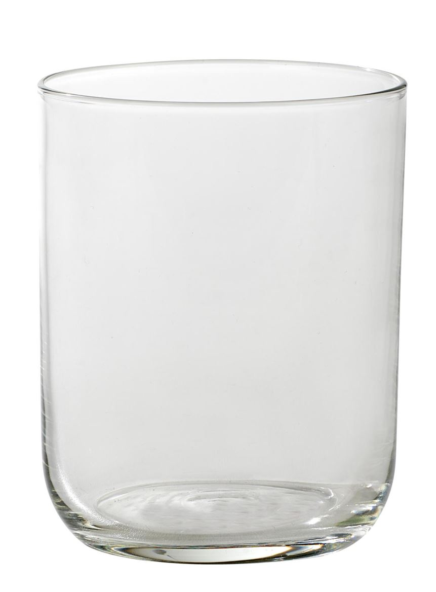 BLISS Verre transparent H 9,8 cm; Ø 7,8 cm_bliss-verre-transparent-h-9,8-cm;-ø-7,8-cm