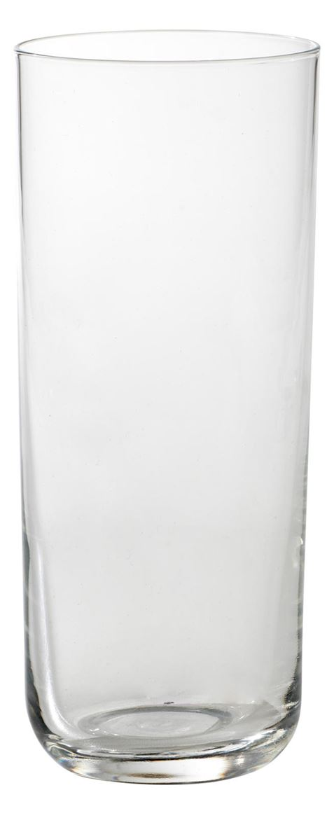BLISS Verre transparent H 16,5 cm; Ø 6,9 cm_bliss-verre-transparent-h-16,5-cm;-ø-6,9-cm