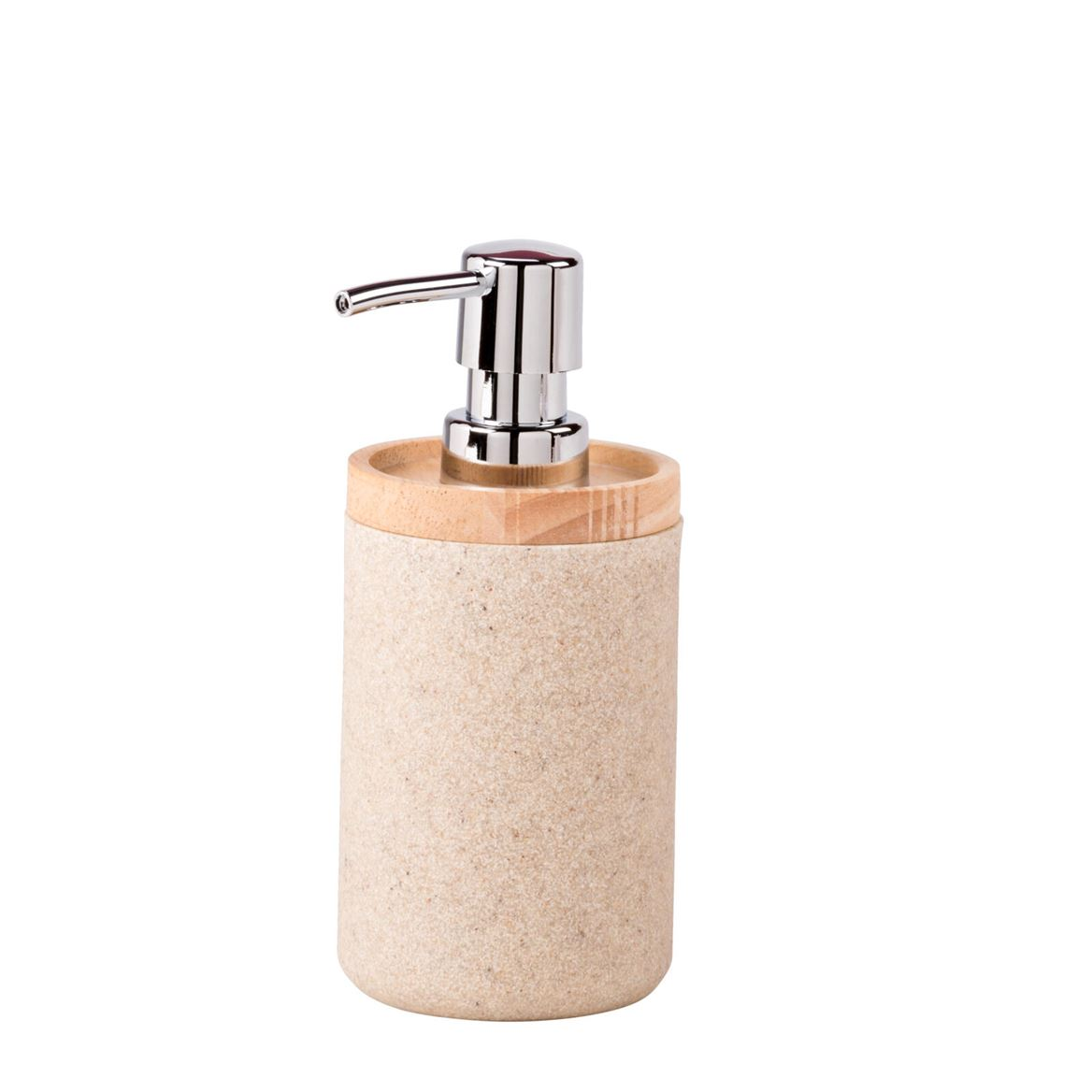 NEW RESIN  Distributeur savon naturel H 17,2 cm; Ø 8 cm_new-resin--distributeur-savon-naturel-h-17,2-cm;-ø-8-cm