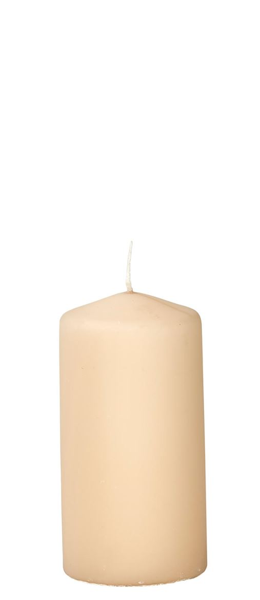 CILINDRO Candela beige H 12 cm; Ø 6 cm_cilindro-candela-beige-h-12-cm;-ø-6-cm