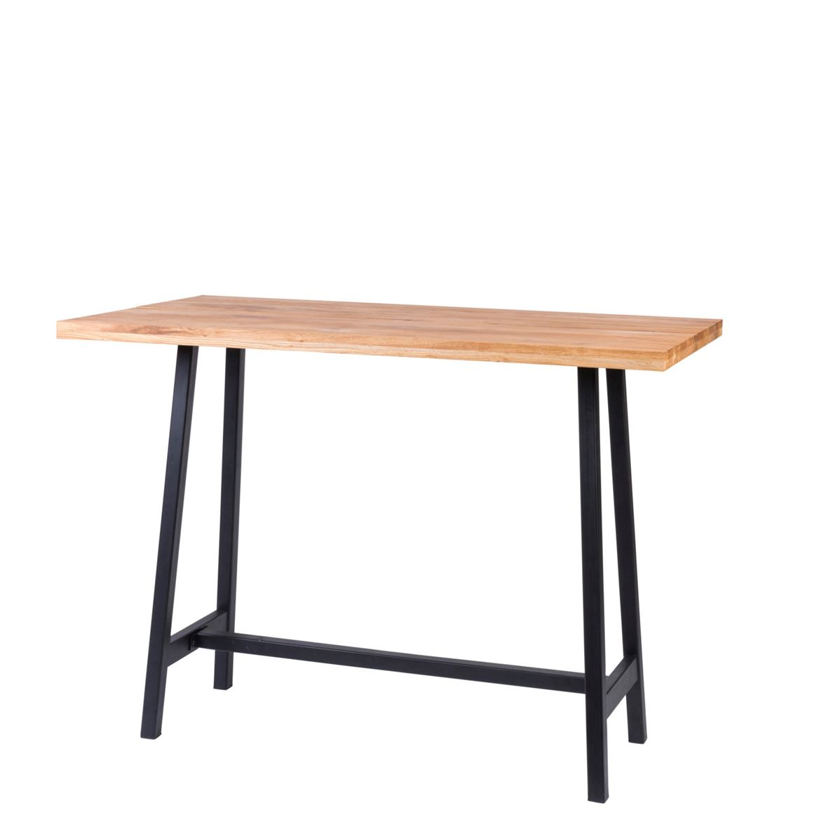 OAK SPLIT Table de bar naturel H 102 x Larg. 70 x Long. 140 cm_oak-split-table-de-bar-naturel-h-102-x-larg--70-x-long--140-cm