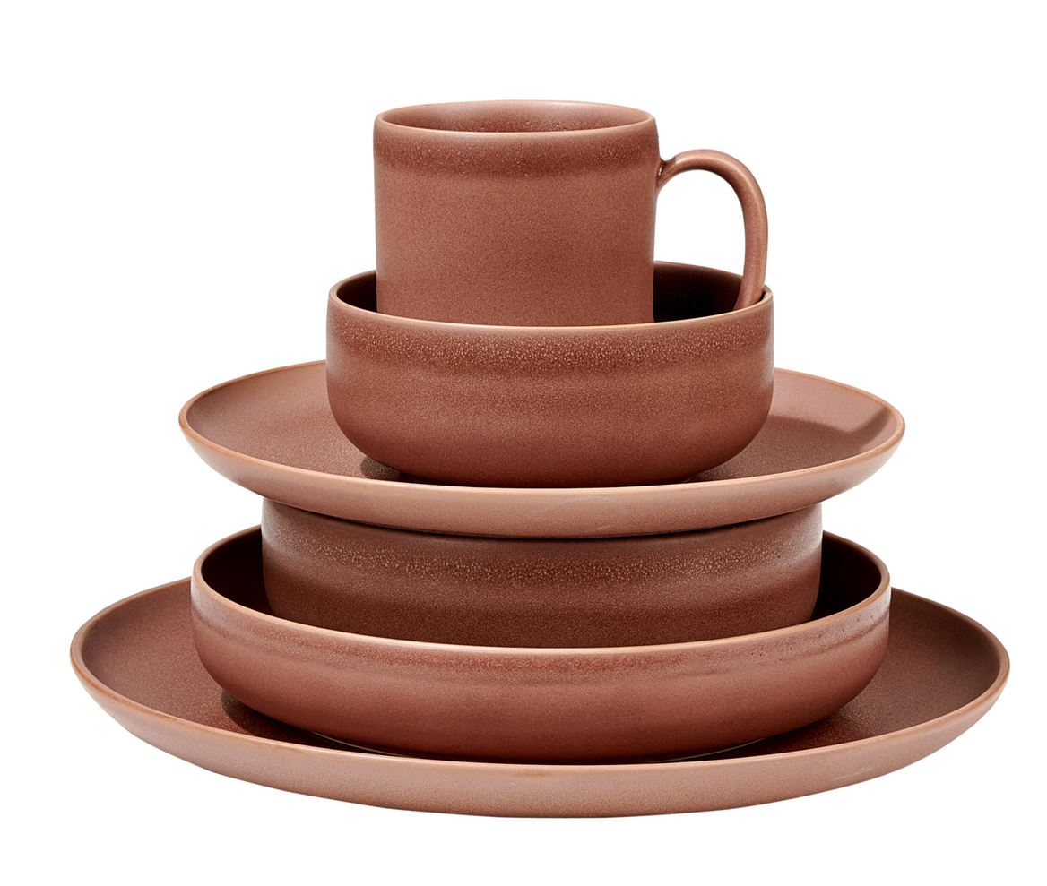 SKY BROWN Assiette plate brun Ø 27 cm_sky-brown-assiette-plate-brun-ø-27-cm