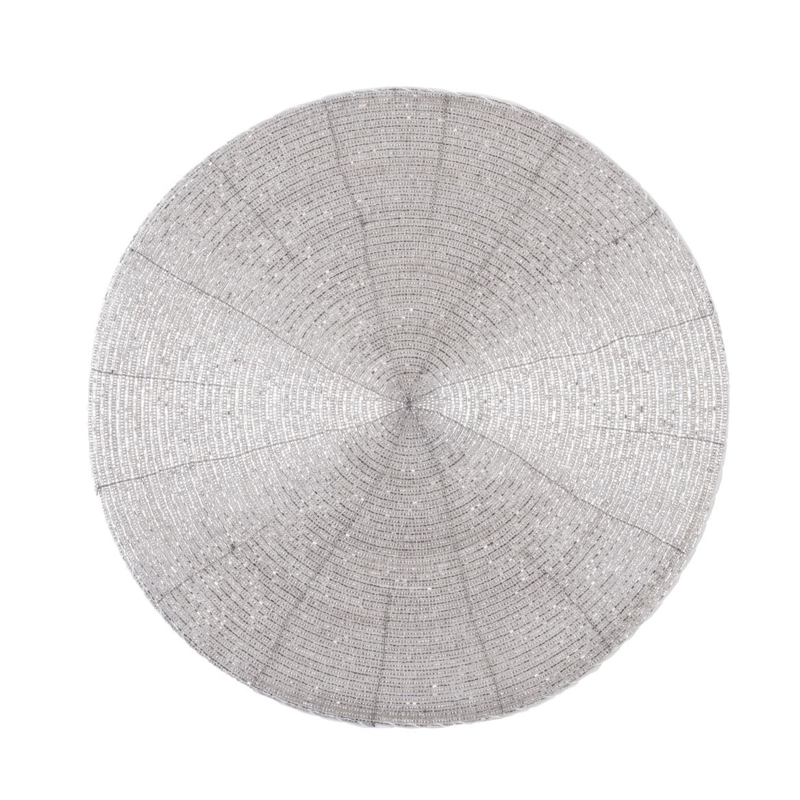 PEARLY ICE Placemat zilver Ø 35 cm_pearly-ice-placemat-zilver-ø-35-cm