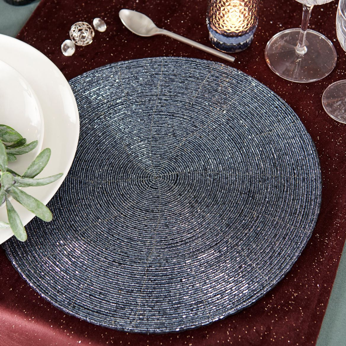 PEARLY ICE Placemat blauw Ø 35 cm_pearly-ice-placemat-blauw-ø-35-cm