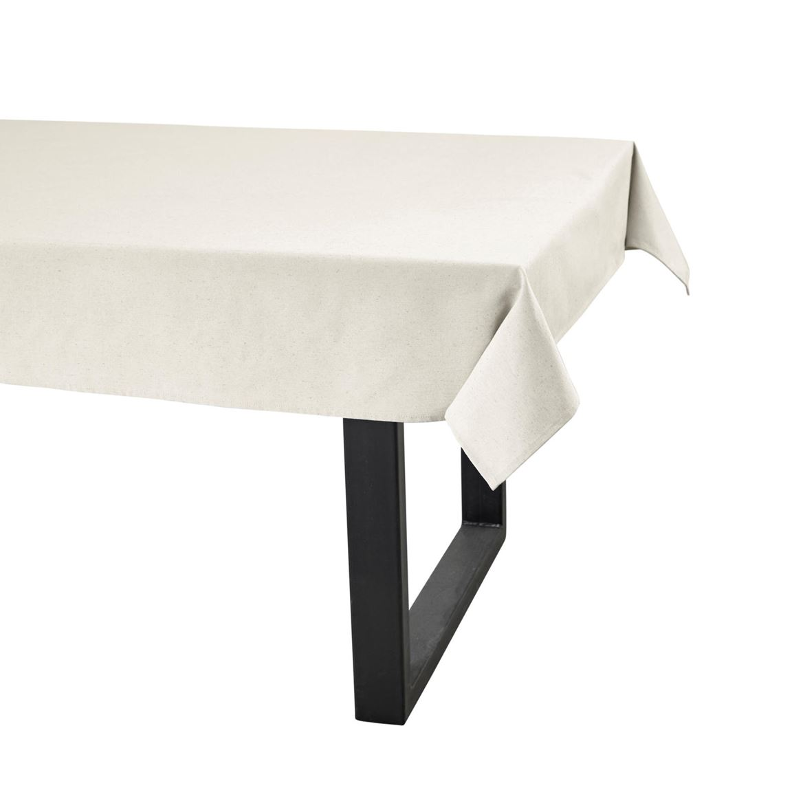 RECYCLE Nappe blanc cassé Larg. 138 x Long. 300 cm_recycle-nappe-blanc-cassé-larg--138-x-long--300-cm