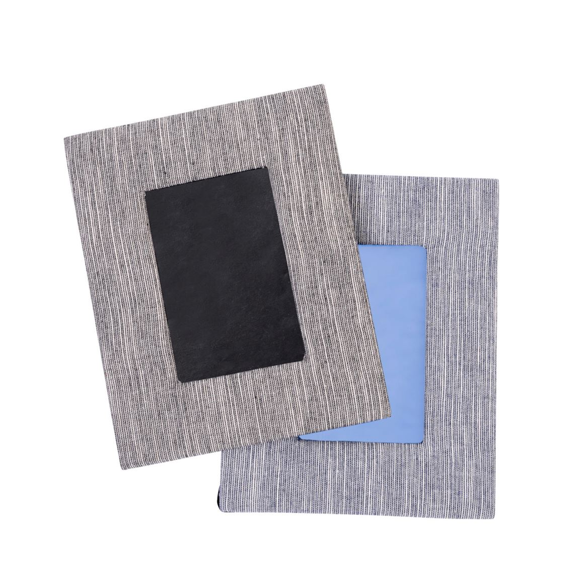 CHAMBRAY Marco para foto 2 colores varios colores A 24 x An. 19 cm_chambray-marco-para-foto-2-colores-varios-colores-a-24-x-an--19-cm