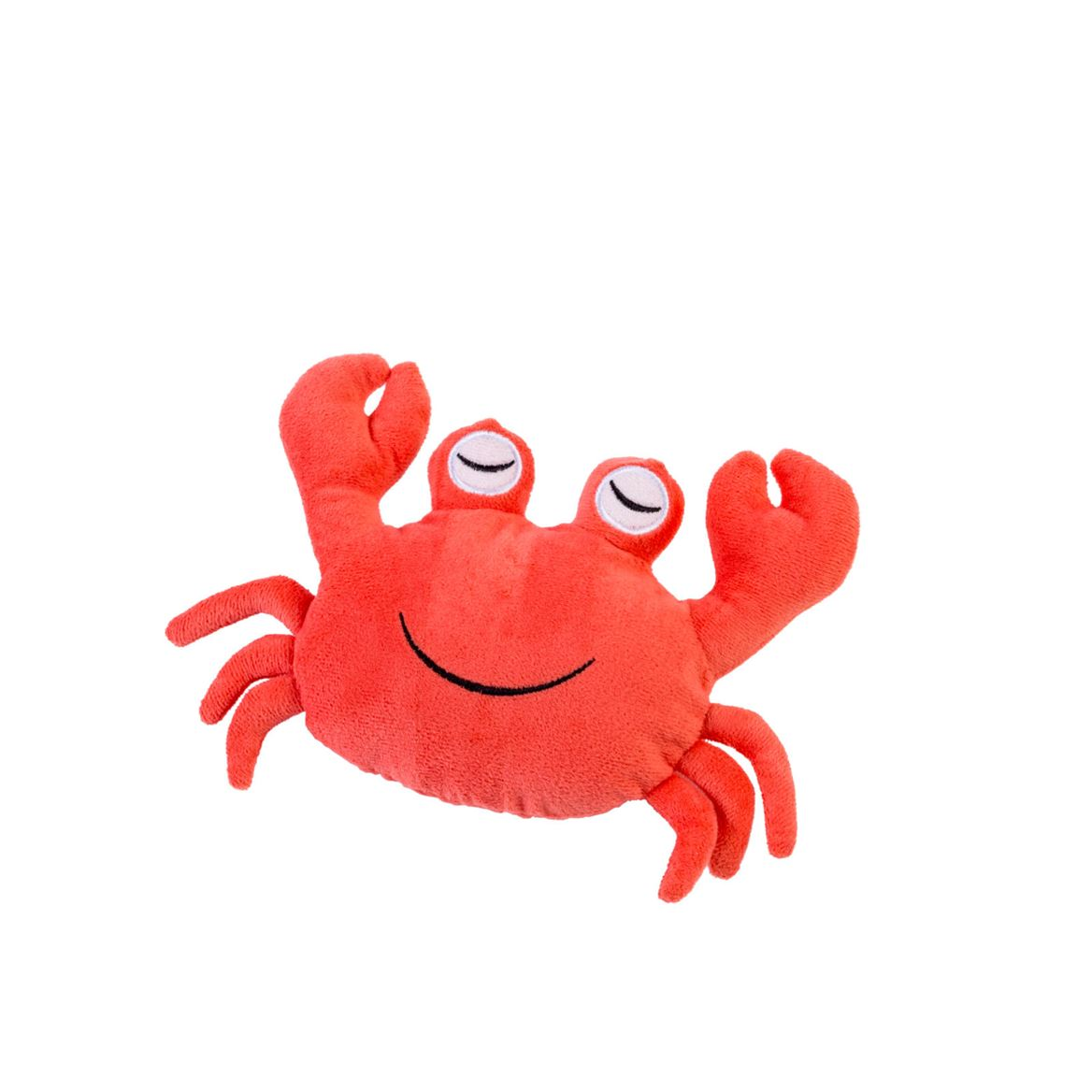 OH CRAB! Peluche rosso H 14 x W 20 cm_oh-crab!-peluche-rosso-h-14-x-w-20-cm