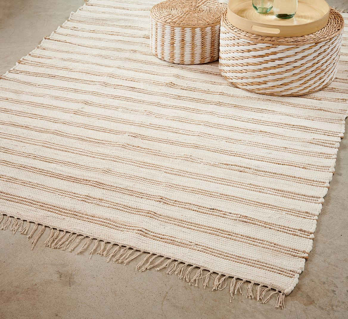 BASK Tapis naturel Larg. 140 x Long. 200 cm_bask-tapis-naturel-larg--140-x-long--200-cm