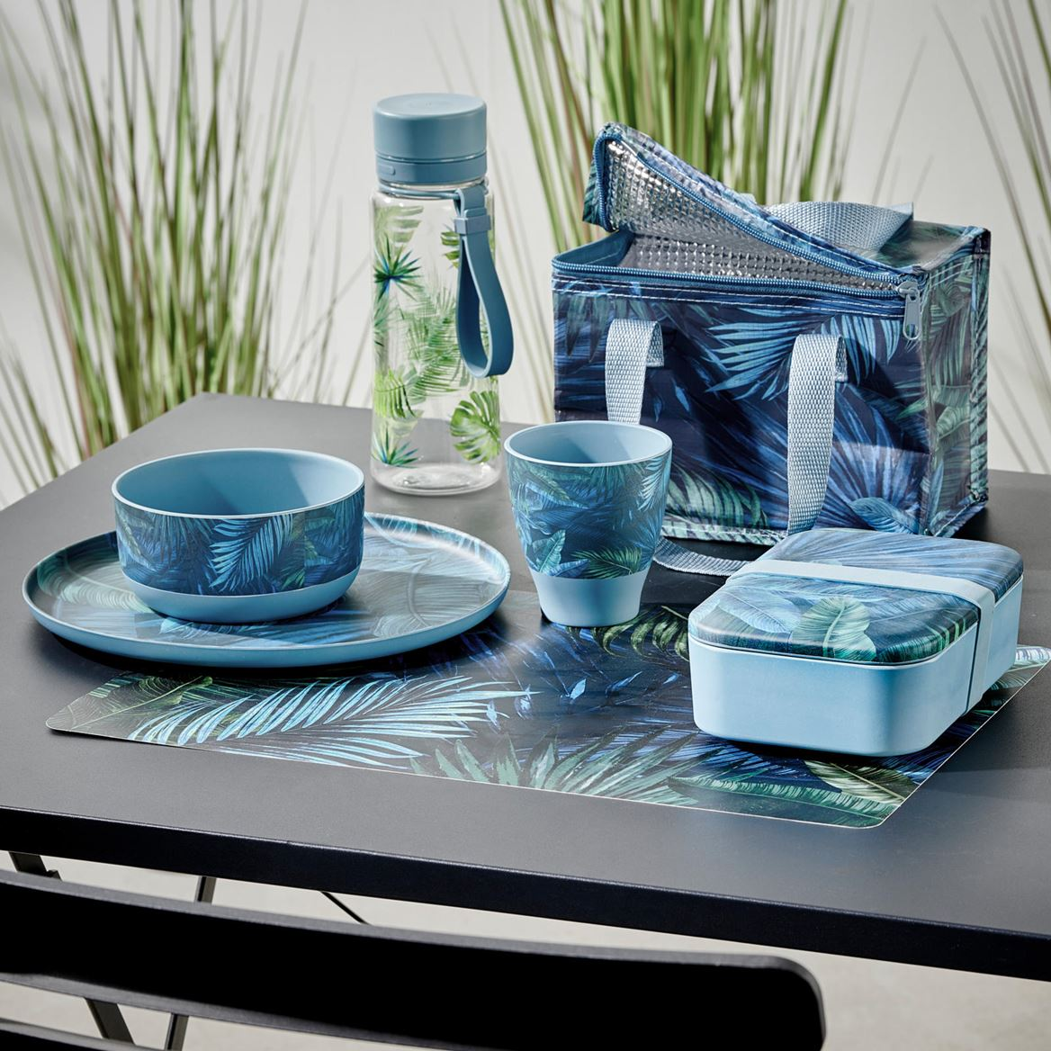LAGUNA Set de table vert, bleu Larg. 29 x Long. 42 cm_laguna-set-de-table-vert,-bleu-larg--29-x-long--42-cm