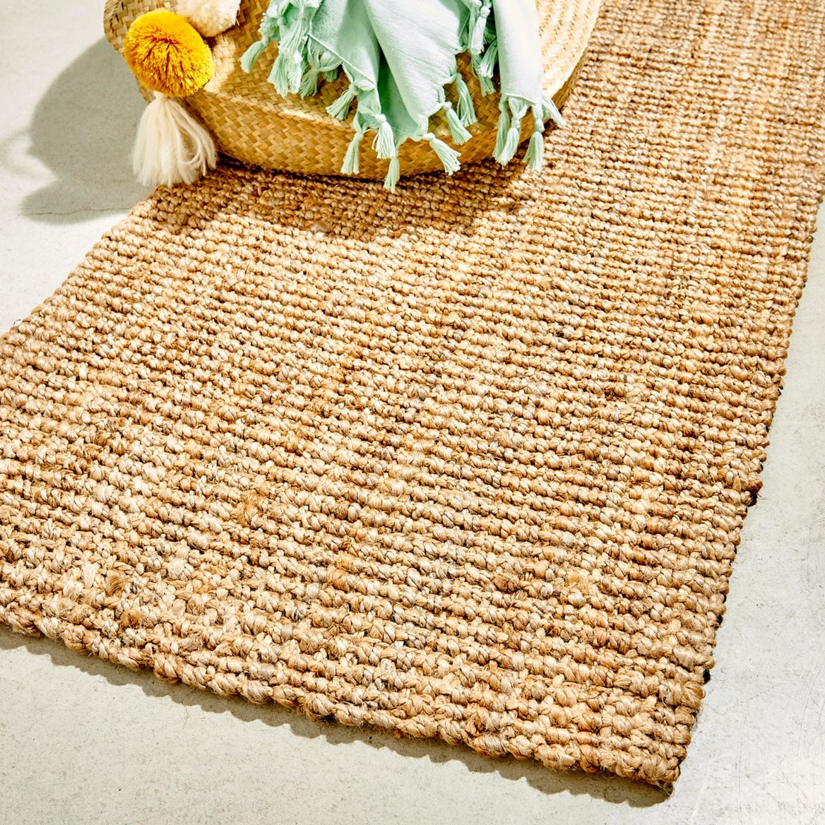 YUNA Tapis naturel Larg. 70 x Long. 140 cm_yuna-tapis-naturel-larg--70-x-long--140-cm