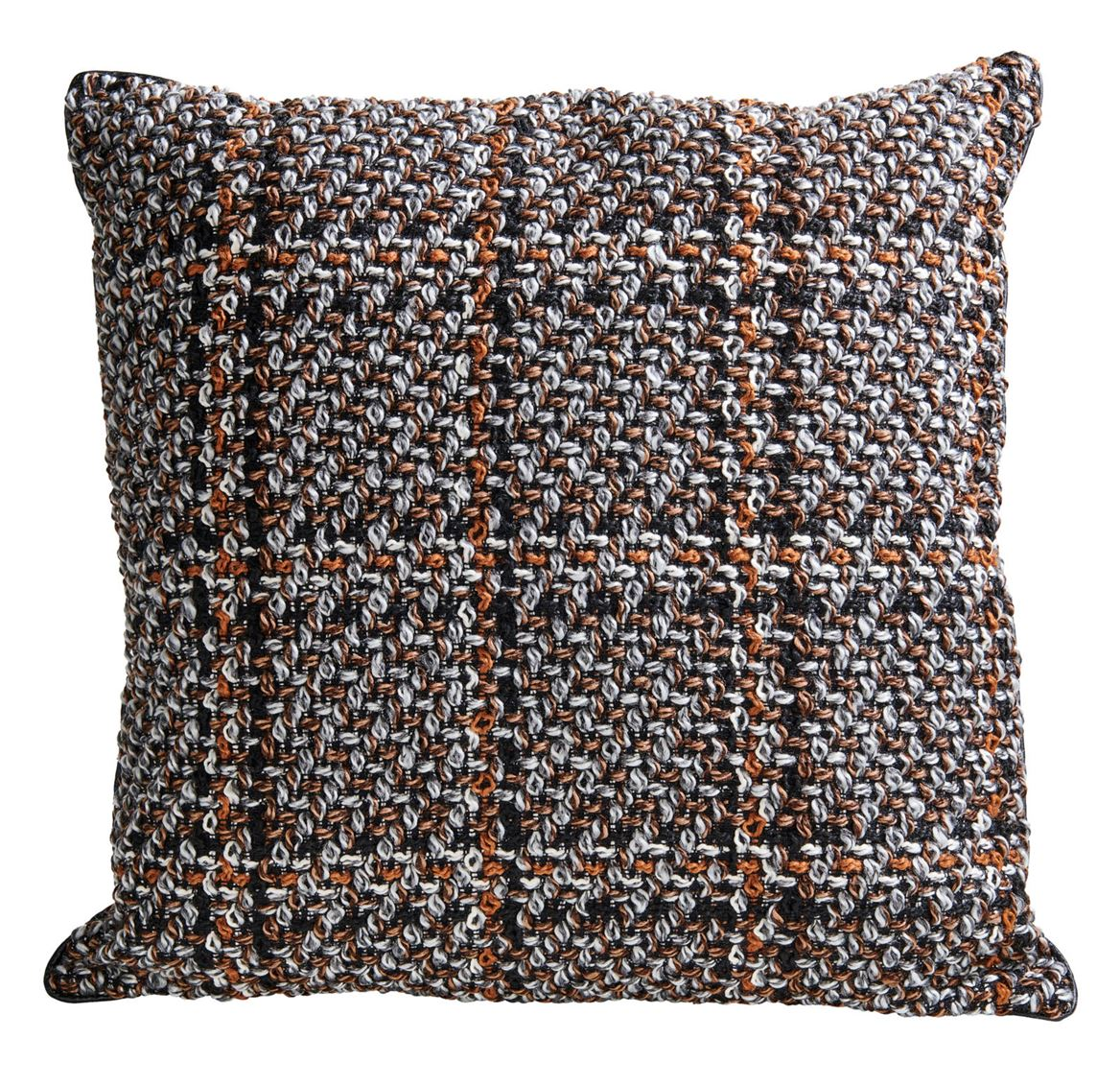 SUZANNE Coussin brun Larg. 60 x Long. 60 cm_suzanne-coussin-brun-larg--60-x-long--60-cm
