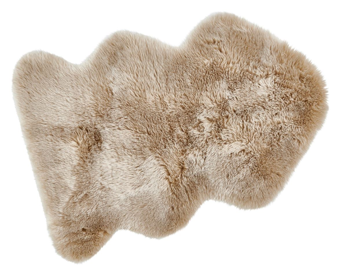 FUR MIX Tapis beige Larg. 60 x Long. 90 cm_fur-mix-tapis-beige-larg--60-x-long--90-cm