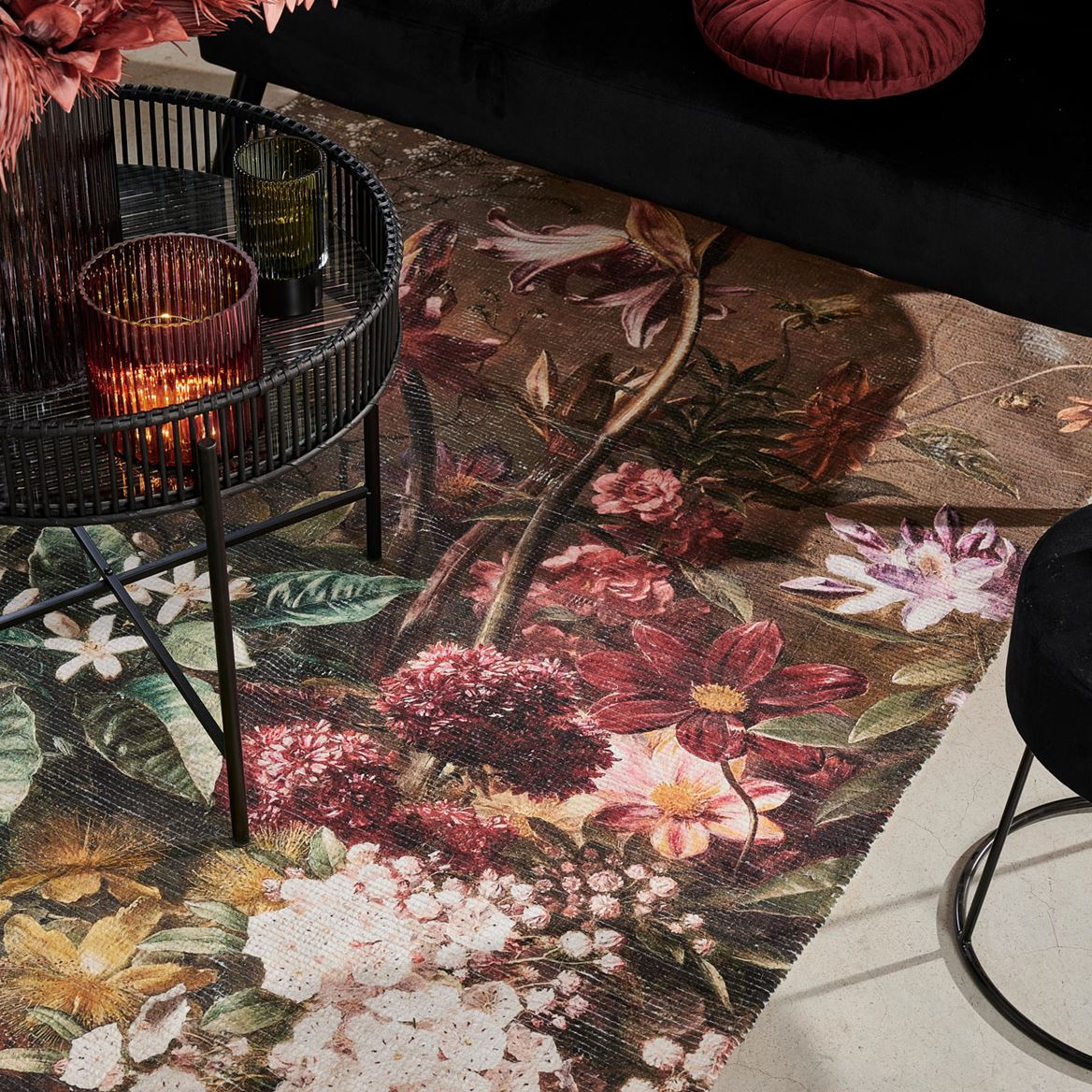 LILY Tapis multicolore Larg. 120 x Long. 180 cm_lily-tapis-multicolore-larg--120-x-long--180-cm