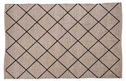 DAMANTE Tapis diverses couleurs Larg. 120 x Long. 180 cm