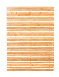 BAMBOO Tappetino bagno naturale W 67.5 x D 50 cm