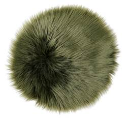 FUR Set de table vert Ø 32 cm