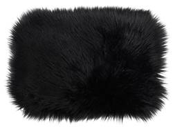 FUR Set de table noir Larg. 32 x Long. 45 cm