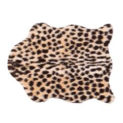 LEOPARD Set de table multicolore Larg. 33 x Long. 41 cm