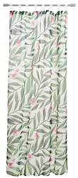 TROPIC FLOWER Cortina multicolor An. 140 x L 240 cm
