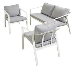 WELS Set Lounge blanc