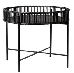 ALEXA Tables d'appoint noir