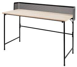 RO Bureau naturel H 94 x Long. 121 x P 50 cm