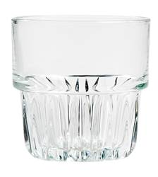 EVEREST Rocks Glas Transparent H 8,5 cm; Ø 8,4 cm