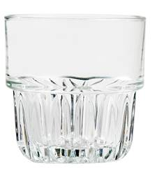 EVEREST Rocks verre transparent H 9,5 cm; Ø 9,2 cm