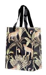 JUNGLE Borsa multicolore H 23 x W 18 cm