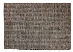 ETHNIC Tapis noir, naturel Larg. 160 x Long. 230 cm
