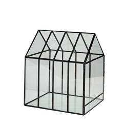 GREENHOUSE Invernadero mini transparente A 28 x An. 24 x P 20 cm