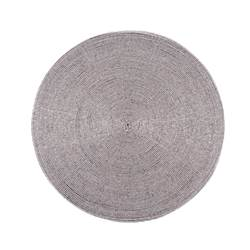 PEARLY Placemat zilver Ø 35 cm