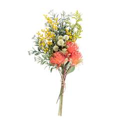 BOUQUET Ramo flores artificiales A 50 cm