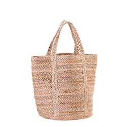 BRAID Tas naturel H 52 x B 40 cm