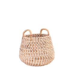 DOLLY Panier naturel H 30 cm; Ø 35 cm