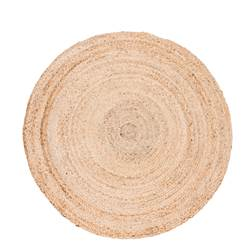 BRAID Tapis naturel Ø 120 cm