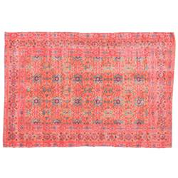 MADRAS Tapis multicolore Larg. 100 x Long. 150 cm