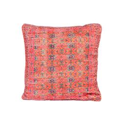 MADRAS Coussin multicolore Larg. 45 x Long. 45 cm