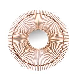 WILLOW Miroir naturel