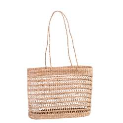 INDY Sac naturel Larg. 32 x Long. 44 x P 16 cm