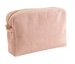 RIYA Trousse de toilette rose Larg. 22 x Long. 30 cm