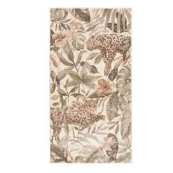 PANTHERA Tapis multicolore Larg. 80 x Long. 150 cm