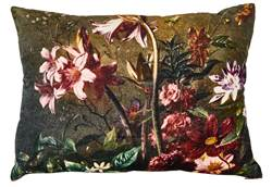 LILY Coussin multicolore Larg. 50 x Long. 70 cm