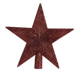 RED STAR Pointe rouge Ø 21 cm
