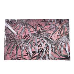 DRAGON TREE Tapis rose Larg. 120 x Long. 180 cm