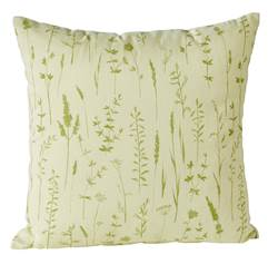 MEADOW Coussin vert clair Larg. 40 x Long. 40 cm