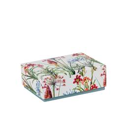 FLORES Box Multicolor H 7 x B 23 x T 17 cm